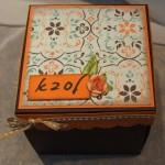 אלבום מעוצב בקופסא - הצעה למתנה
